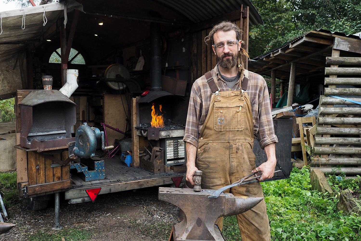 Rewild project Blacksmith